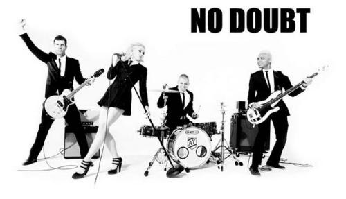 Image Courtesy of No Doubt's Myspace