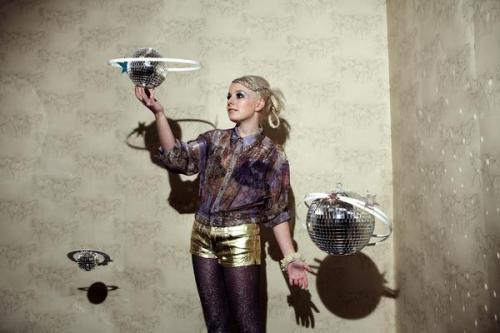 Image Courtesy of Little Boots Official Myspace Page